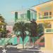 Peinture de Michelle Auboiron : La Havane