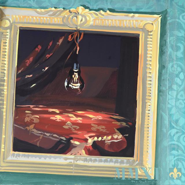 Les Lumières - Détournement des tableaux officiels du Château de Versailles par Michelle Auboiron