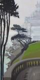 Peinture de Dinard par Michelle Auboiron