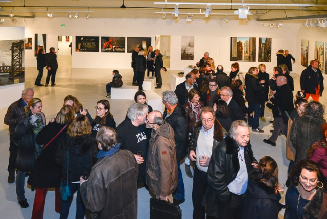 Vernissage - Espace Commines - Paris - 2015 - Emmanuel Aguirre