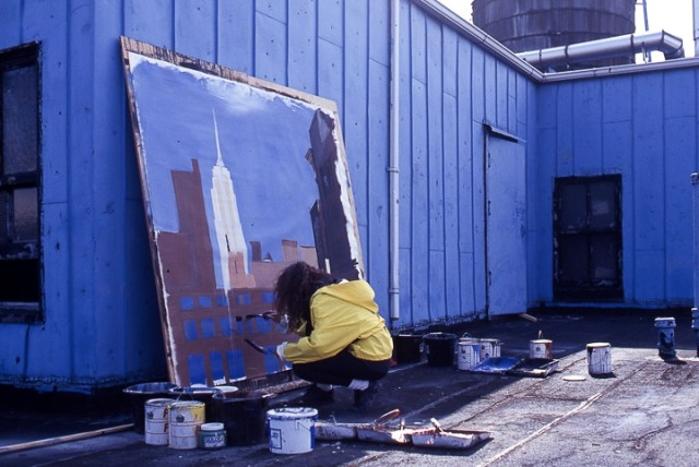 Peinture-live-from-New-York-par-Michelle-Auboiron-20