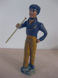 statuette dandy