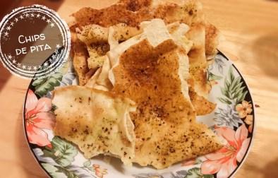 Chips de pita - Auboutdelalangue.com