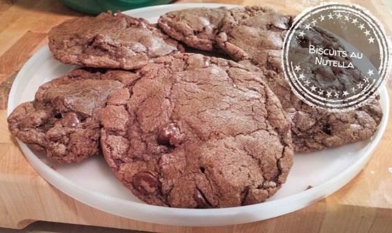 Biscuits au Nutella - Auboutdelalangue.com