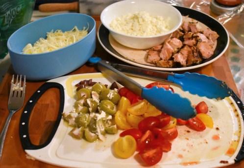 Pâtes dans un seul chaudron à la grecque - Auboutdelalangue.com (5)
