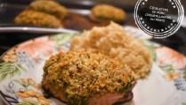 Côtelettes de porc croustillantes au pesto - Auboutdelalangue.com