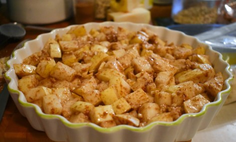 Croustade aux poires asiatiques et à l'érable - Auboutdelalangue.com (3)