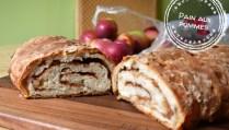 Pain aux pommes - Auboutdelalangue.com
