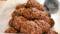 Biscuits déjeuner choco-banane - Auboutdelalangue.com