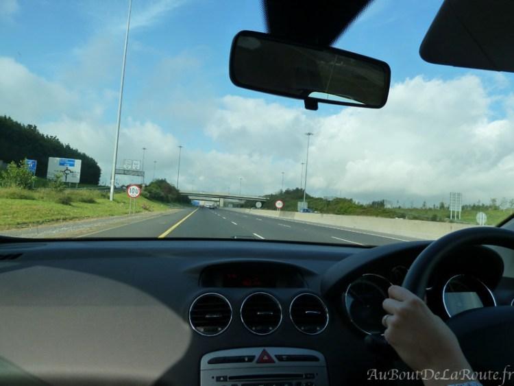 En route vers Kilkenny