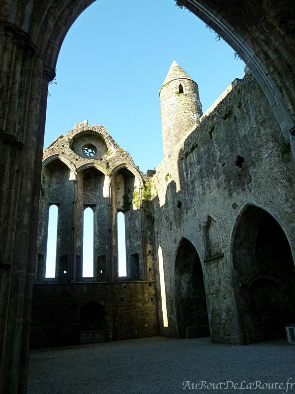 Nef de la cathedrale