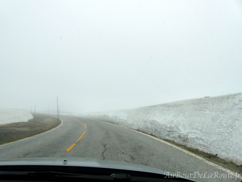 Route Hardangervidda