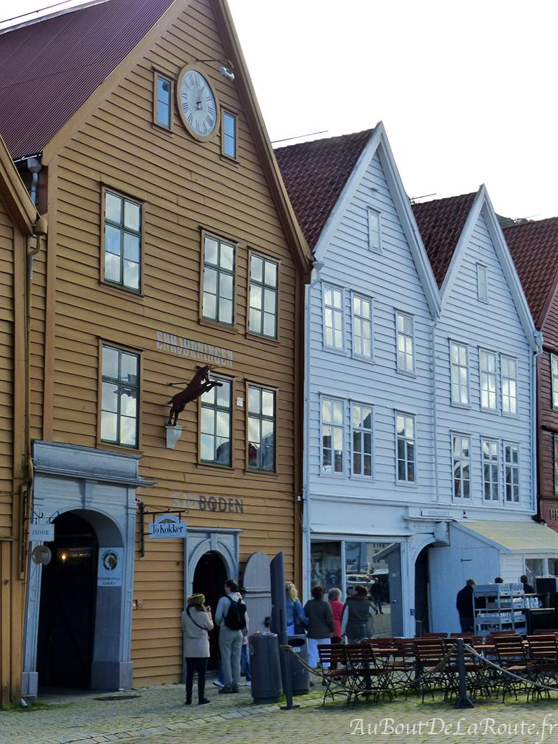 Bryggen quai