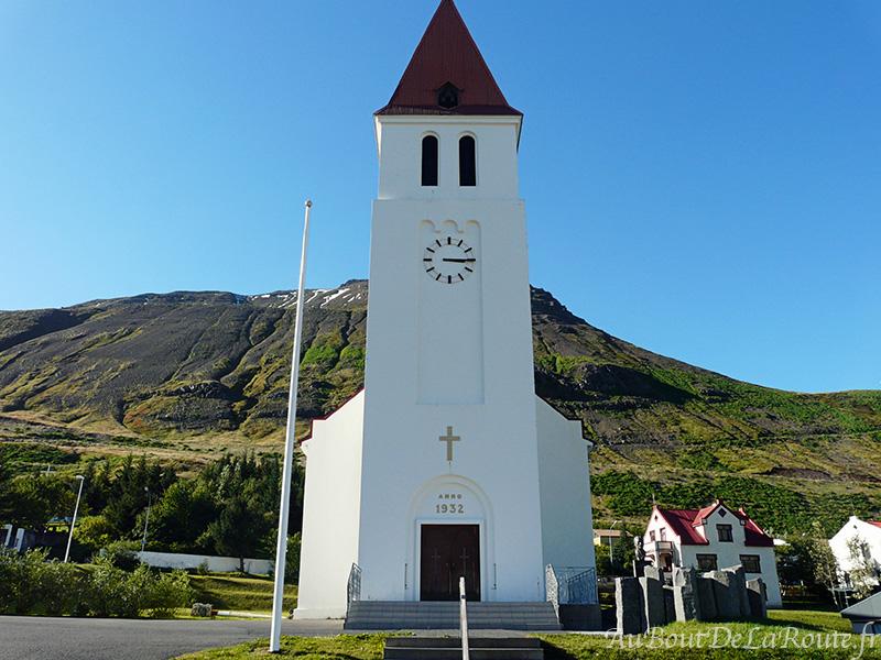 Eglise de Siglufjorðür