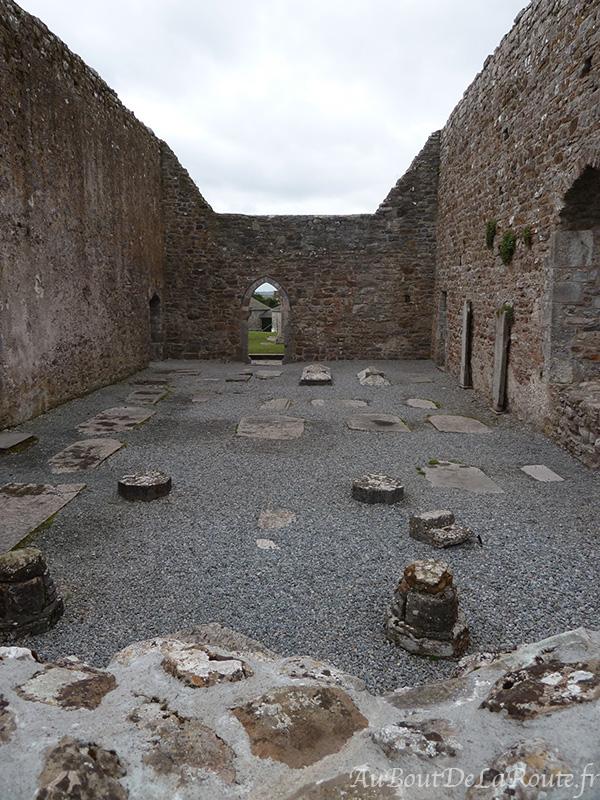 Eglise Clonmacnoise