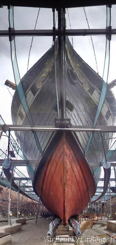 Coque du SS Great Britain