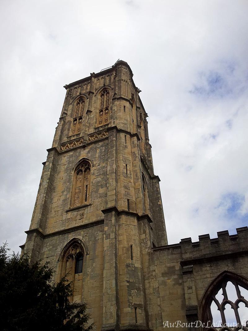 Tour de Temple Church