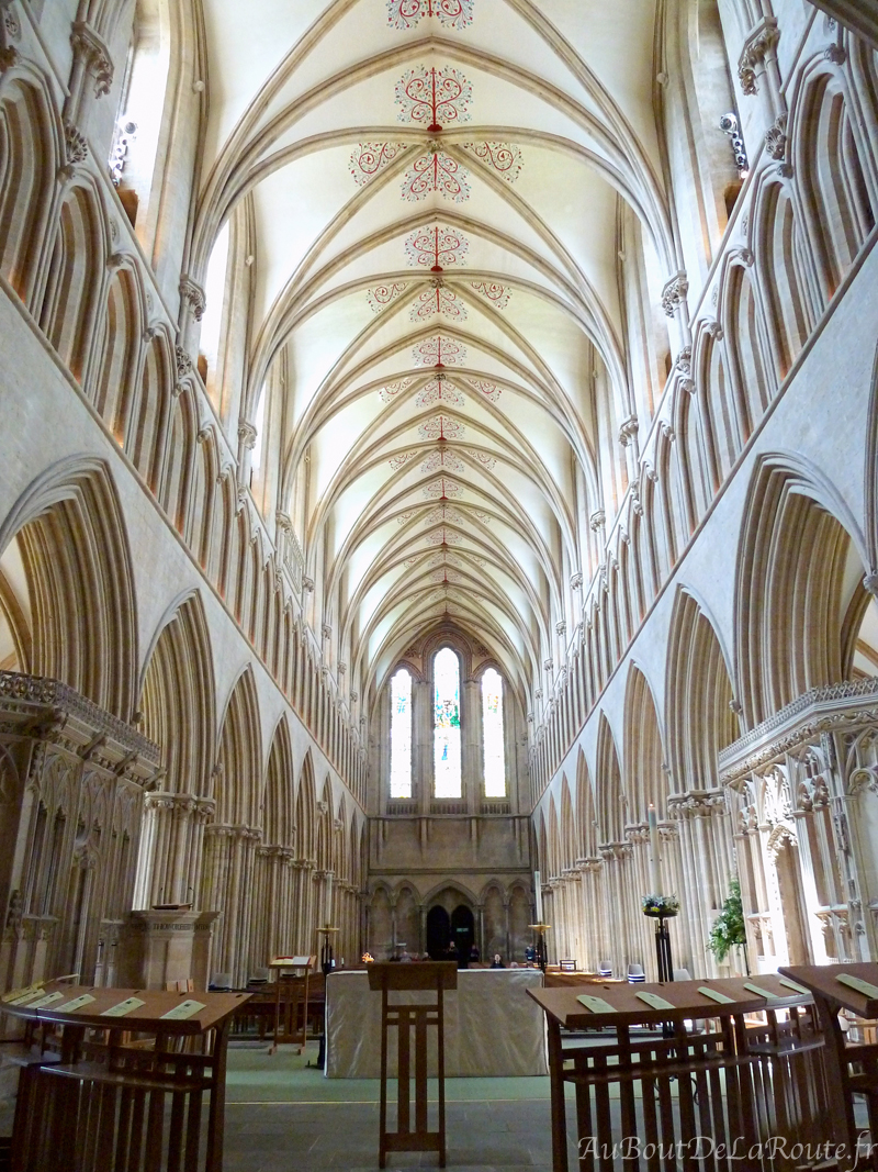 Nef Wells Cathedral