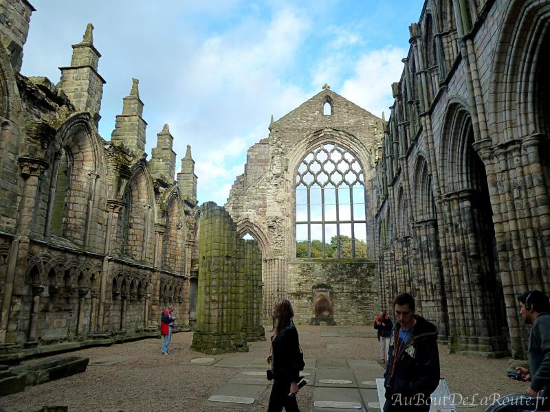 Abbaye de Holyroodhouse