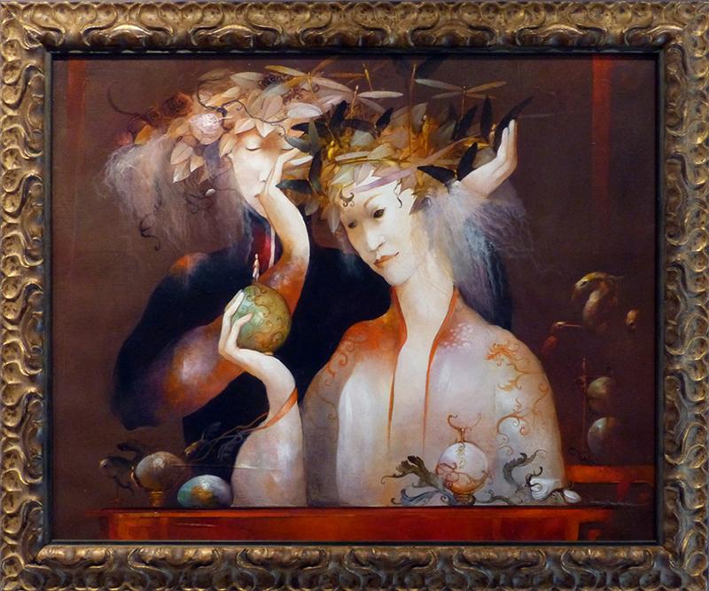 Anne Bachelier paint