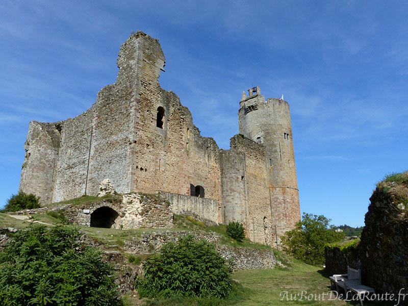 Chateau Najac