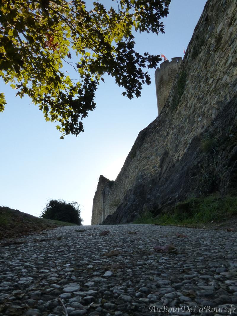 Rue du château