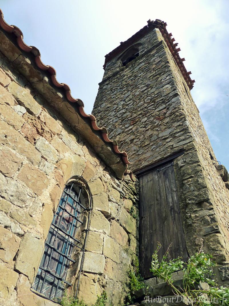 Clocher de l eglise St Etienne