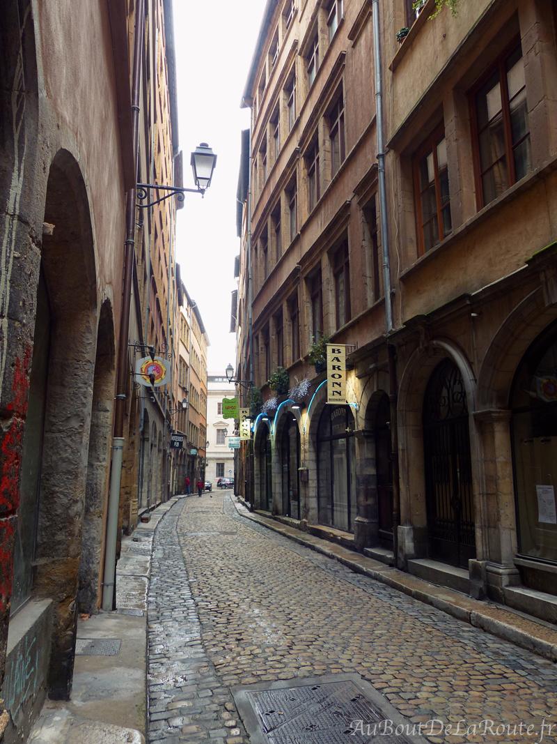 Rue des trois maries