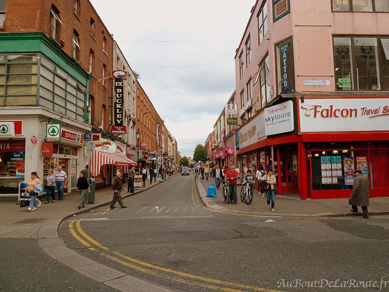 Talbot Street - Marlborough street