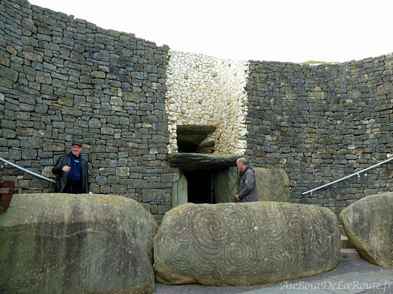 Entree Newgrange