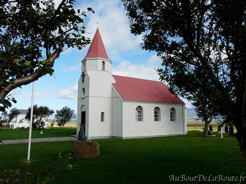 Eglise de Glaumbær