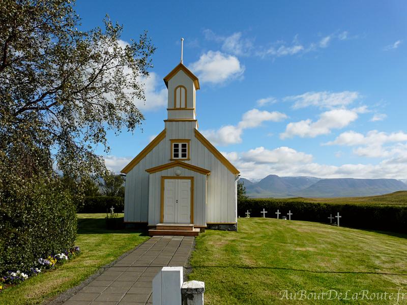 Eglise de Reynistadur