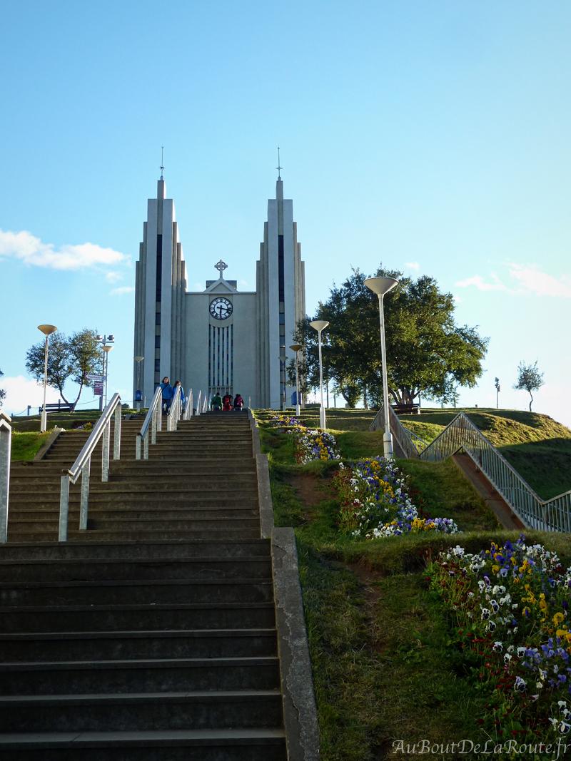 Cathedrale d Akureyri