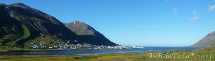 Fjord de Siglufjorðür