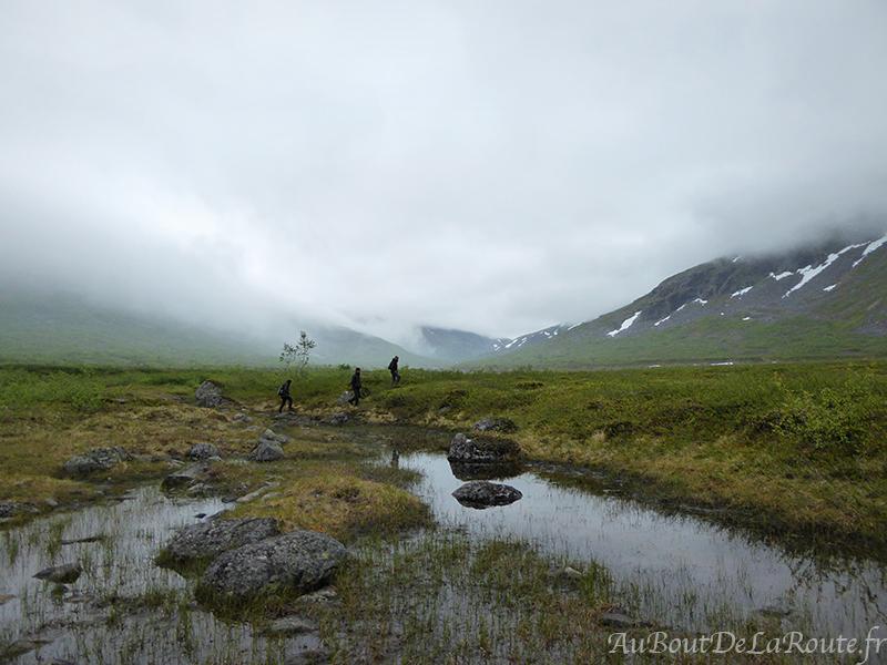Reinheimen hike