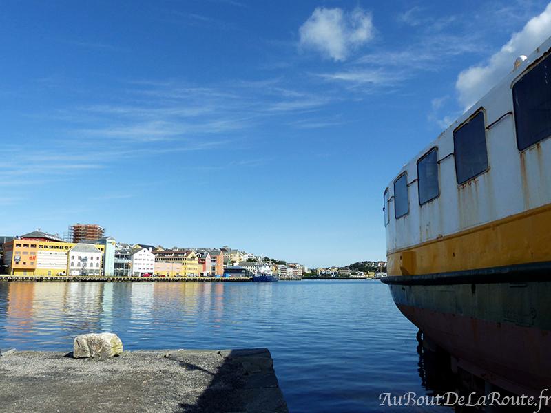 Port de Kristiansund