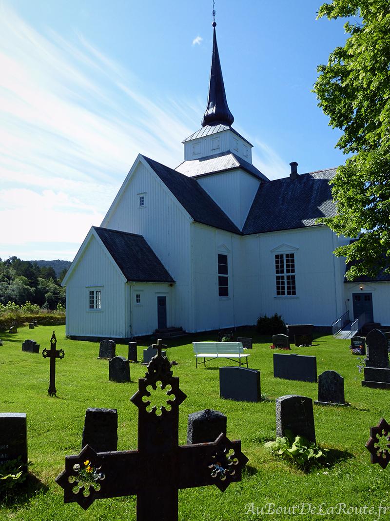 Eglise d'Aure