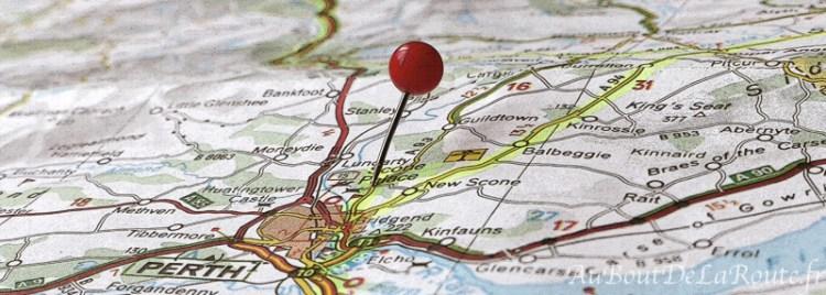 Comment établir un itinéraire ?