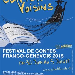 Festival conter entre voisins - 11e édition