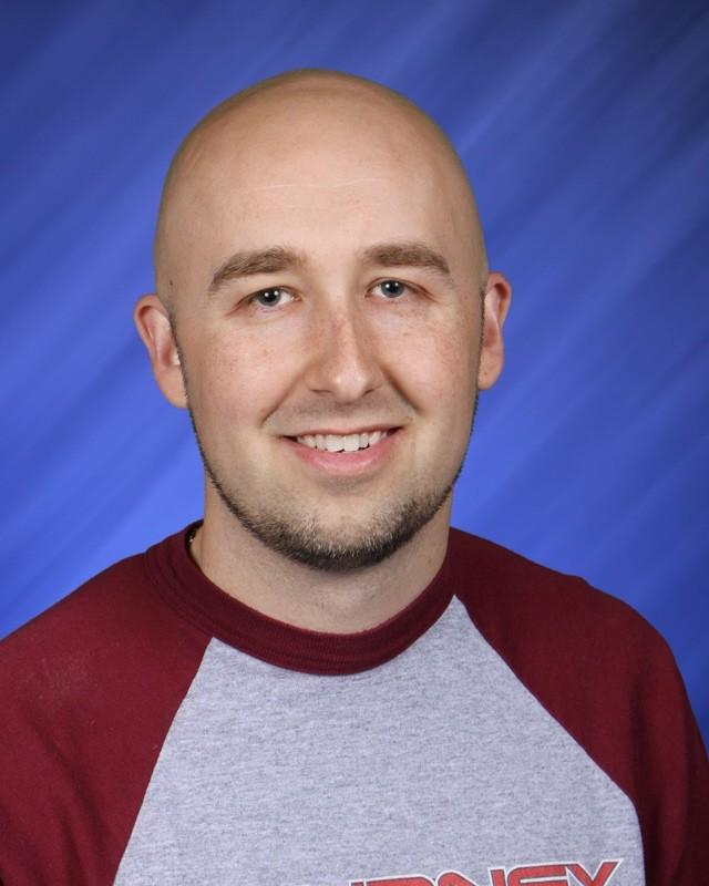 Jake White : Testing Coordinator