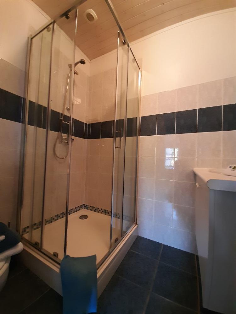 La salle de bain de la lingère