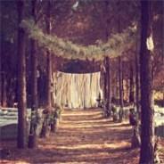 2013 Outdoor Wedding Trends