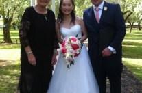 Kristy and Blair Shilton's Wedding