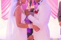 Sushen and Liselle Naidu's Wedding