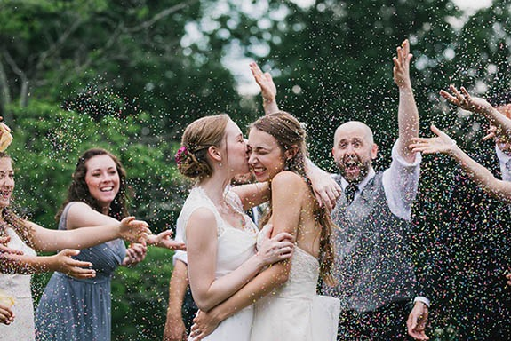Gay weddings in New Zealand can take place post-Covid19