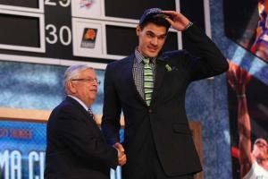 Steven Adams Draft