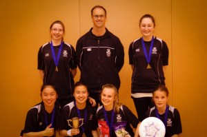 Avondale College - Winners Girls Division and Spirit