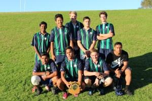 Edgewater College - winner akss boys league  final