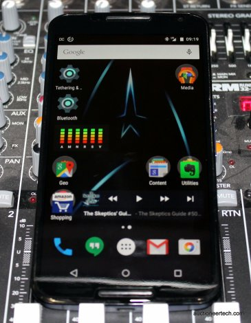 The Google Nexus 6