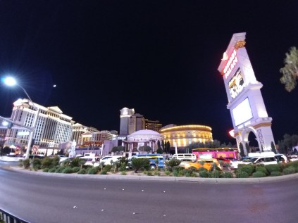 Another shot of Las Vegas with LG V20